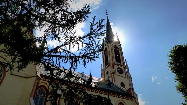 Kościół pw.Świętego Antoniego.Pieszyce.