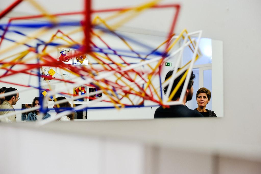 """Cada Um Vé O Que Sabe!"""" By Marta De Aguiar @ Galeria Porto"""