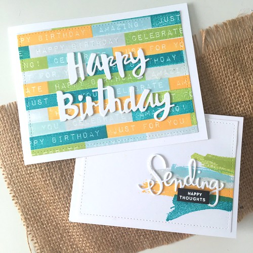 Masculine cards   by Kimberly Toney