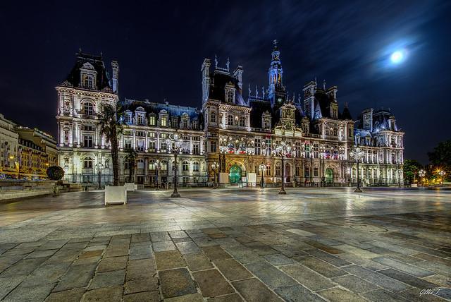 Mairie de Paris - HDR