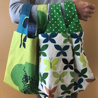 Michelle Patterns Bags