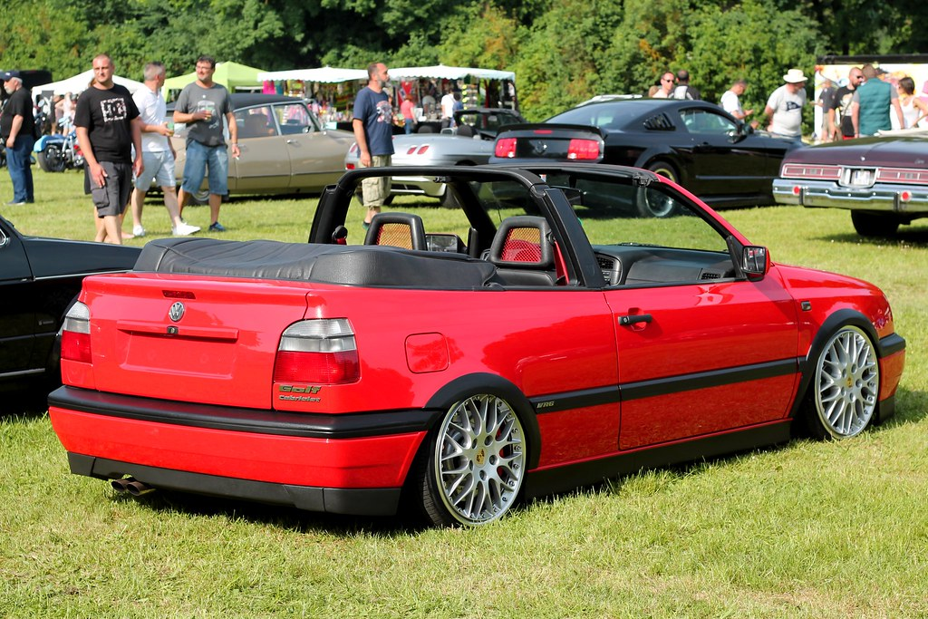 volkswagen golf iii vr6 cabriolet german look s bastien benon flickr