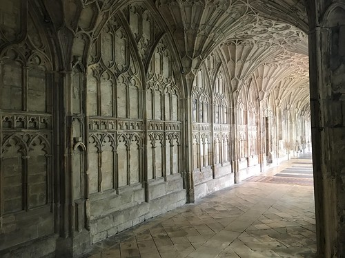 Cloister, Gloucester Cathedral | by Unpossible