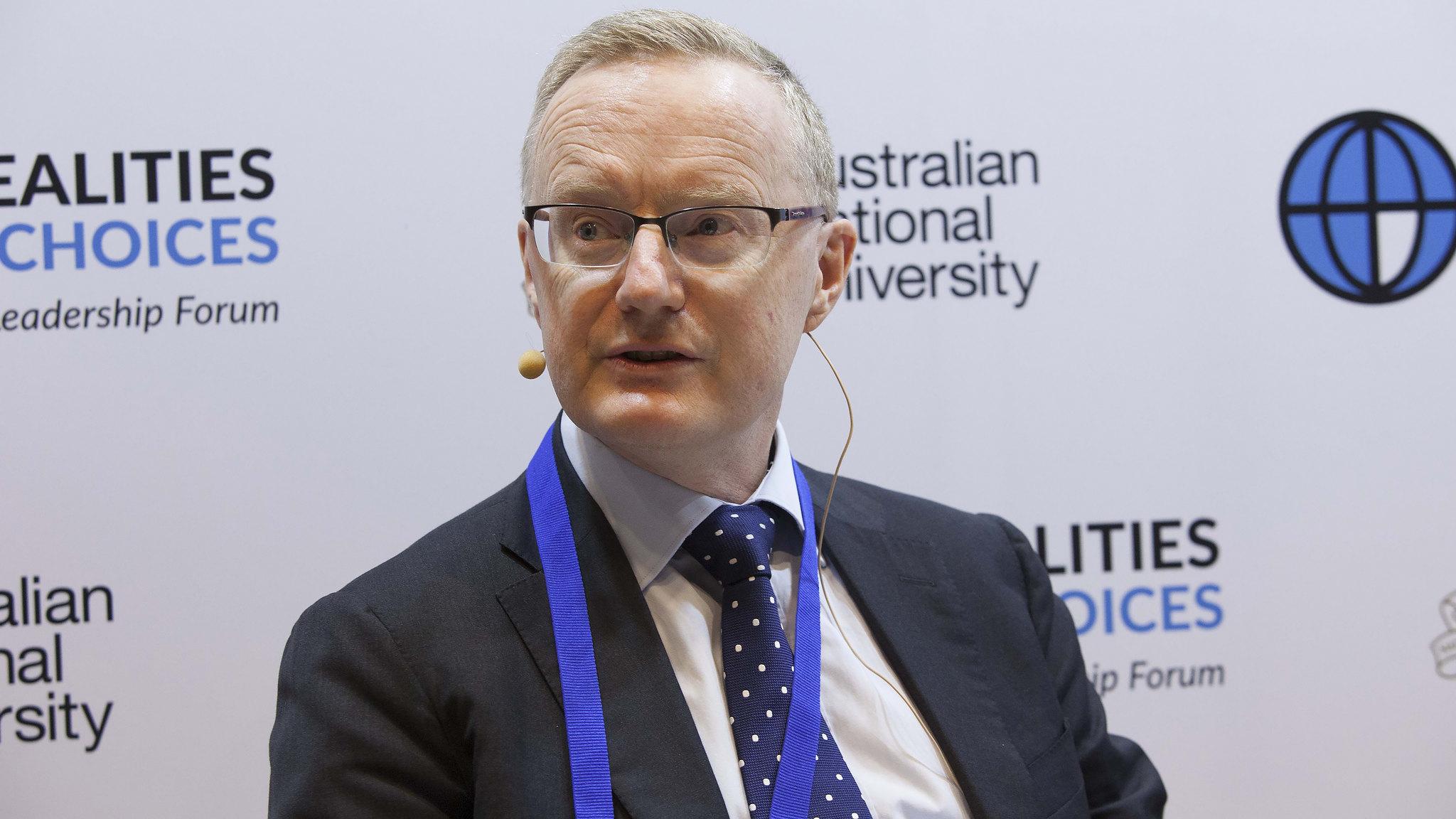 RBA Governor Philip Lowe
