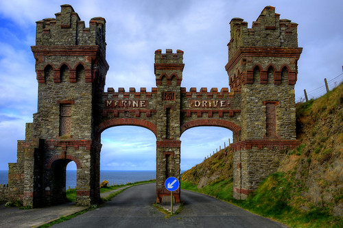 """""""marine drive archway"""" """"douglas"""" """"isle of man"""" """"great britain"""" """"visit isle """"zacerin"""" """"christopher paul photography"""" """"pictures marine """"history """"1891"""" """"trams"""" """"tramway"""" """"coast"""" """"outdoors"""" """"architecture"""" """"toll"""" drive"""" tramway"""" """"douglas head"""" """"uk"""""""