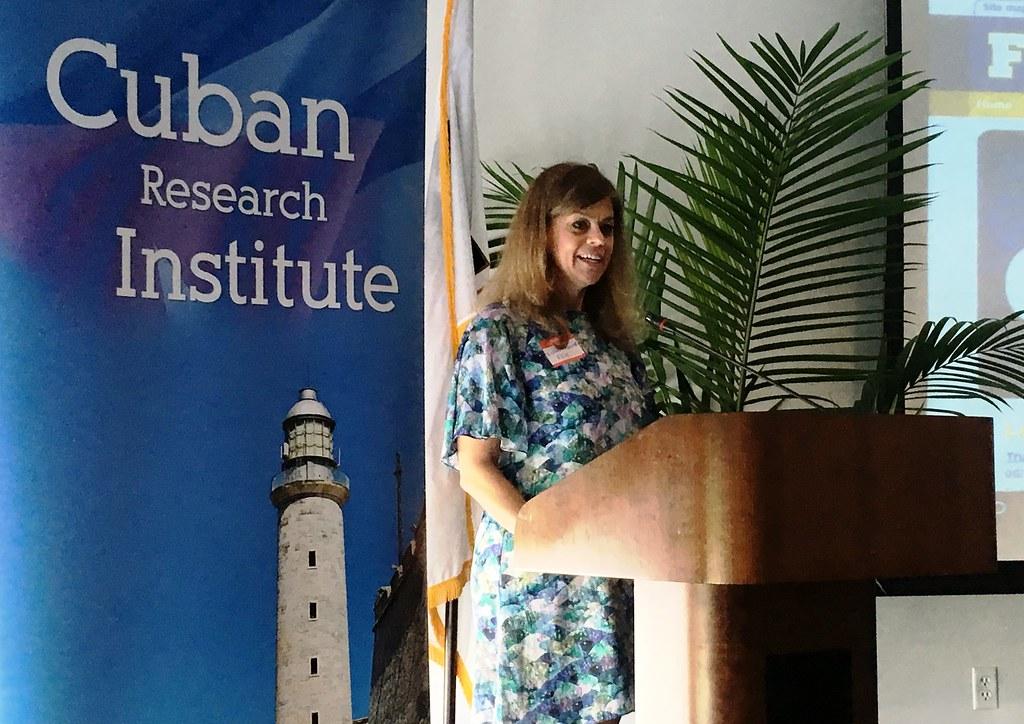 Liesl Picard | Cuban Research Institute FIU | Flickr