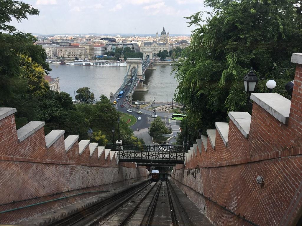 Linnavuori Budapest, Funikulaari