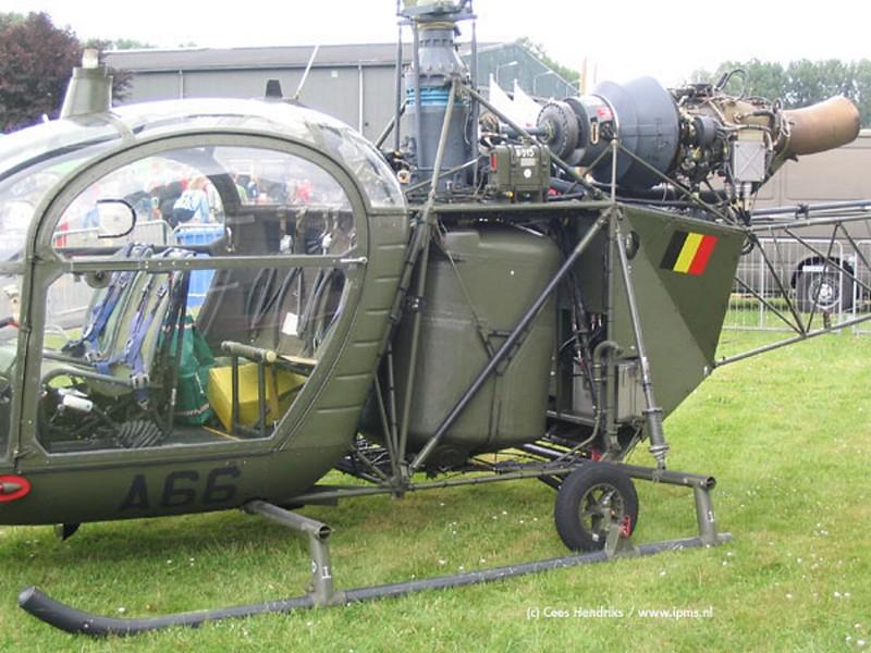 Alouette II 4