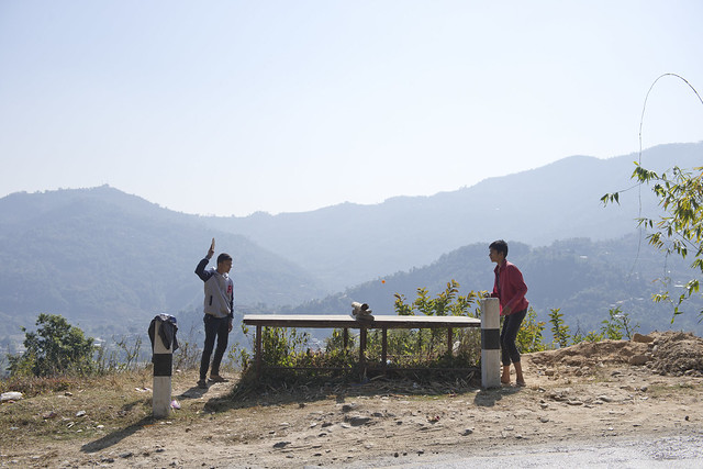 NPL - Ping pong along the valley - Pokhara - Nepal