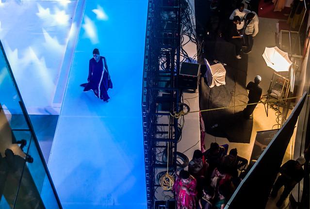 Backstage Series | Fashion Ramp walk ,Chennai.