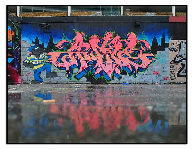 STREET ART by ANTE LTD