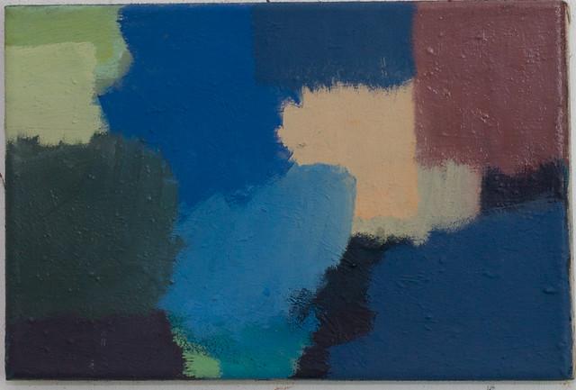 Corresponding D99 24 x 36 cm, Öl,Eitempera/Pigmente 2017
