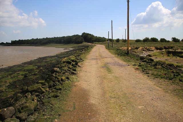 Northey Island Causeway