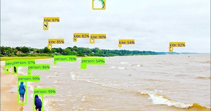 The future of computer vision with the TensorFlow Object Detection API from Google. You won't have to describe any photo....