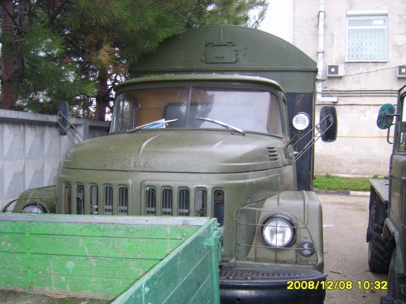 ZIL-131 KUNG 1