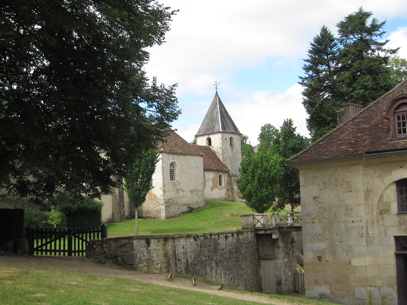Parc du Château de Chastellux
