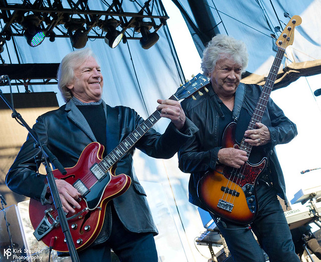 The Moody Blues @ Chateau Ste. Michelle Winery