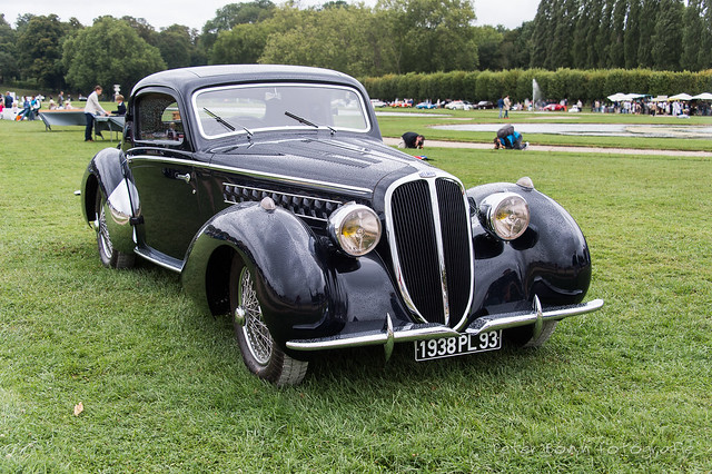 Delahaye 135 MS Coupé - 1938
