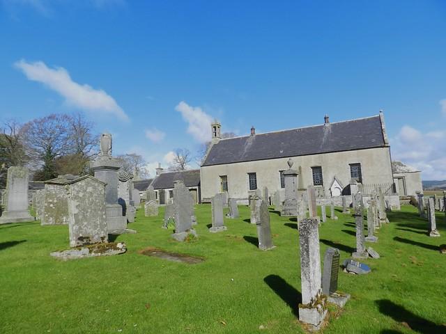 Drumblade Parish Church, Drumblade, Aberdeenshire, April 2017