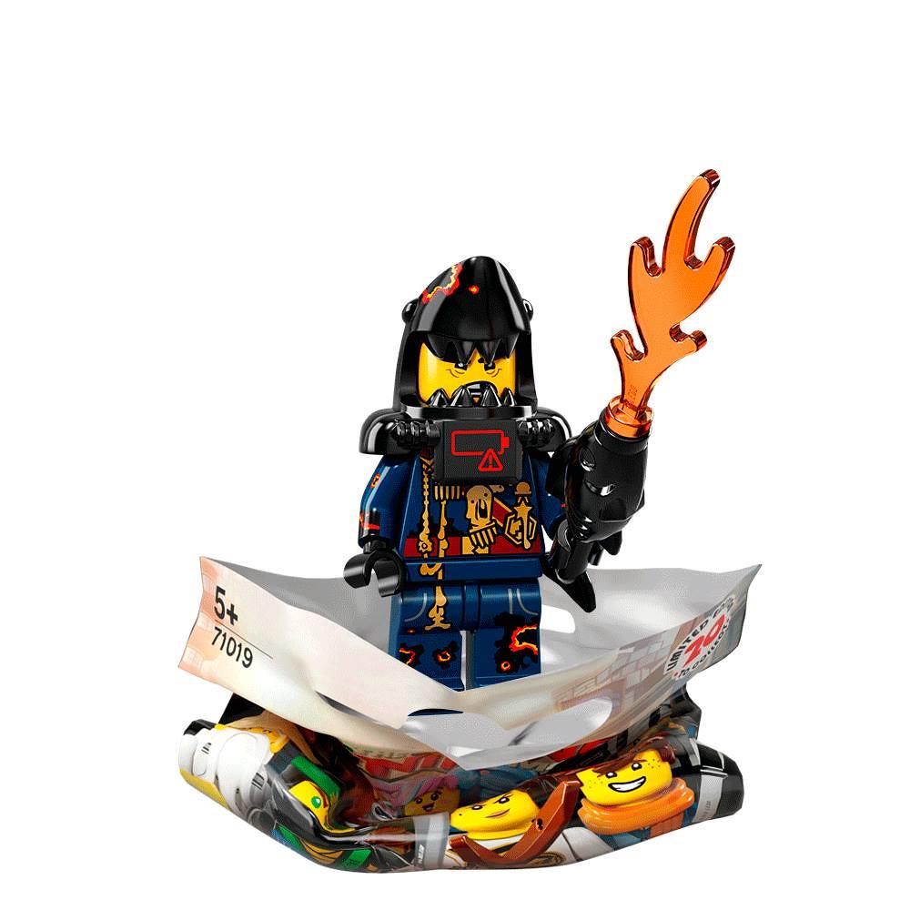 LEGO NEW NINJAGO MOVIE MINIFIGURE SERIES 71019 SHARK ARMY GREAT WHITE NINJA