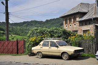 Old Dacia