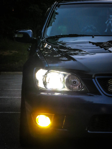 IS300 Projector Retrofit Headlights | by gold94corolla