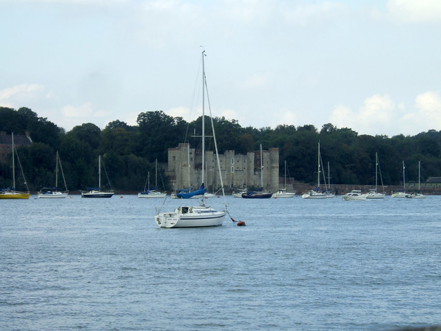 Upnor Castle from Chatham