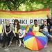 Helsinki Pride Product Photoshoot 2017