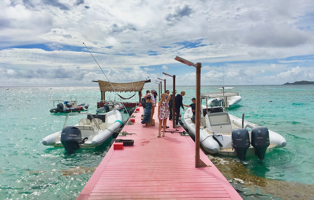 Philanthropy Retreat on Branson's Necker Island
