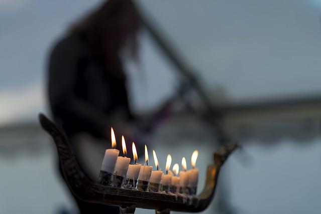 Viking candles