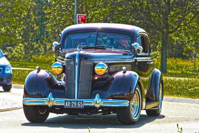 Buick Business Coupé 1937*^ (3844)