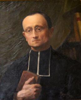 Le chanoine Clément