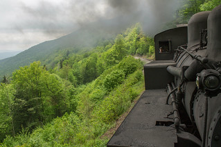 Railroad with a View