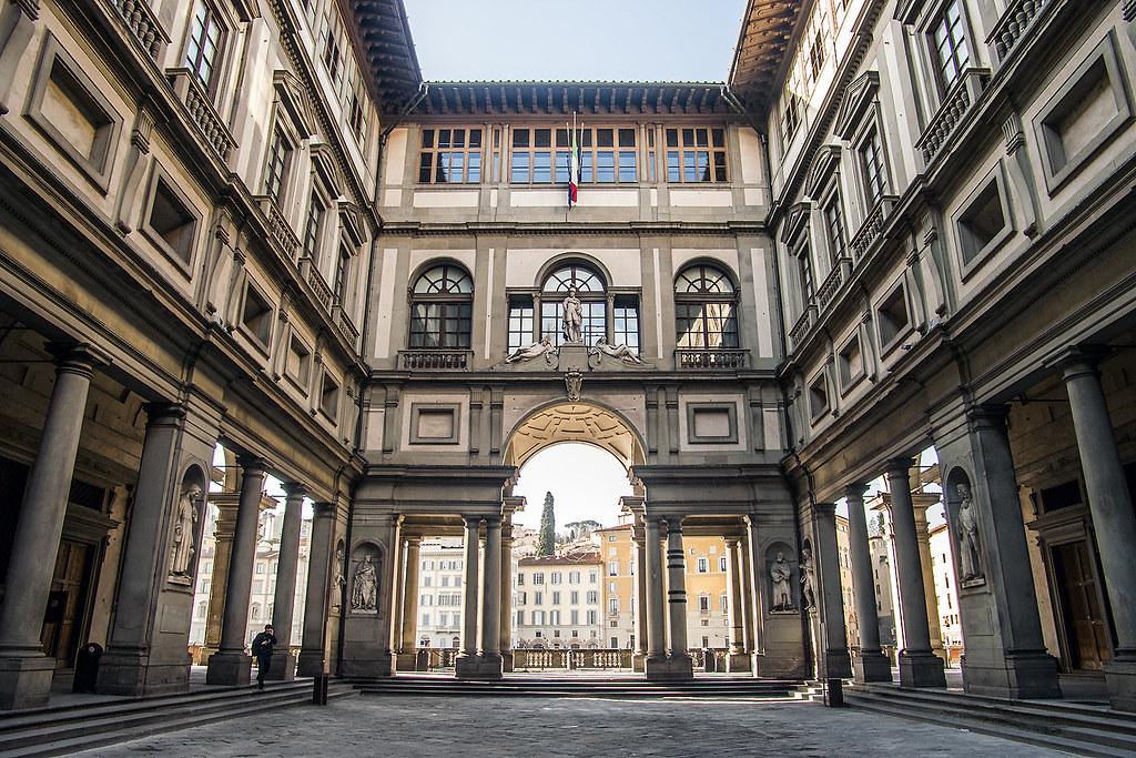 Galleria degli Uffizi, Firenze (Italia) | La Galleria degli … | Flickr