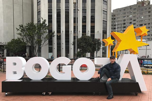 Parque Bicentenario, Bogotá, Colômbia.