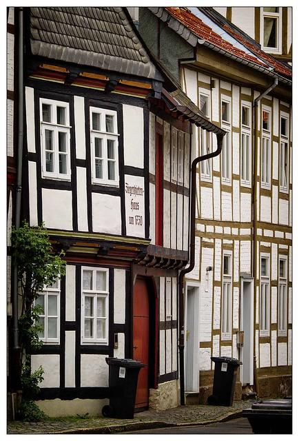 Fachwerkhäuser – Goslar