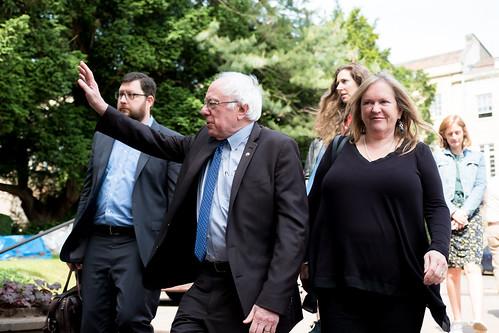 Bernie Sanders 3 June 2017