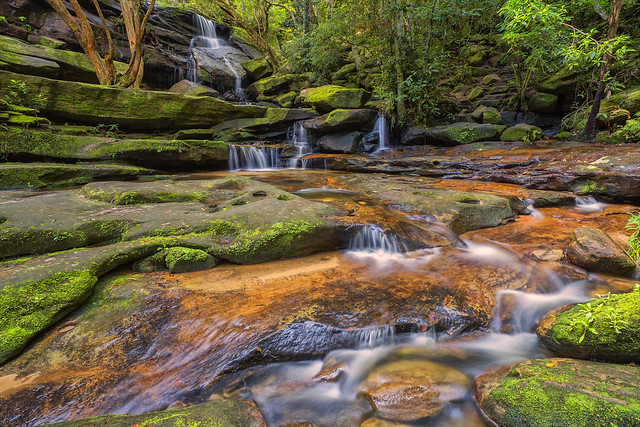 Somersby Falls again