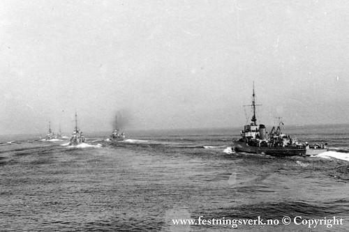 Tysk konvoi (2410)