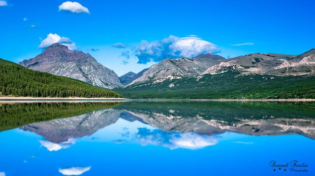 Montana by the Glacier.