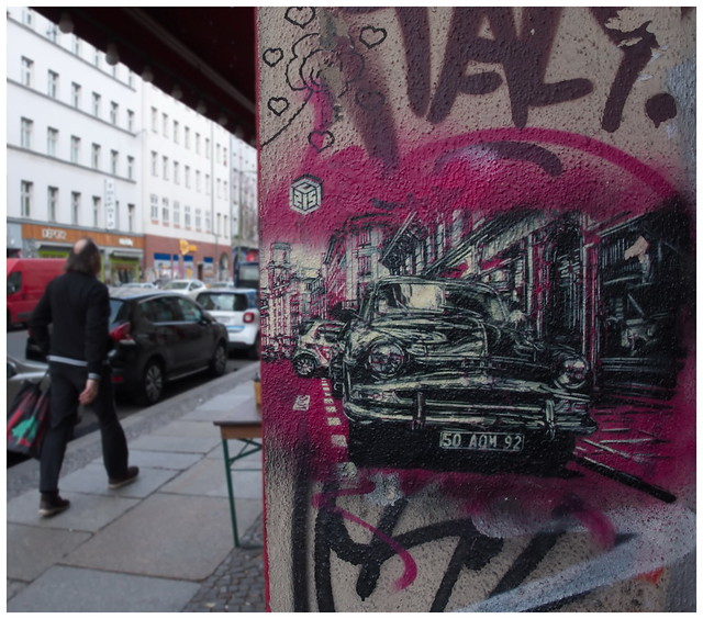The Streets of Berlin.....
