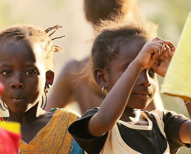 Children - Senegal