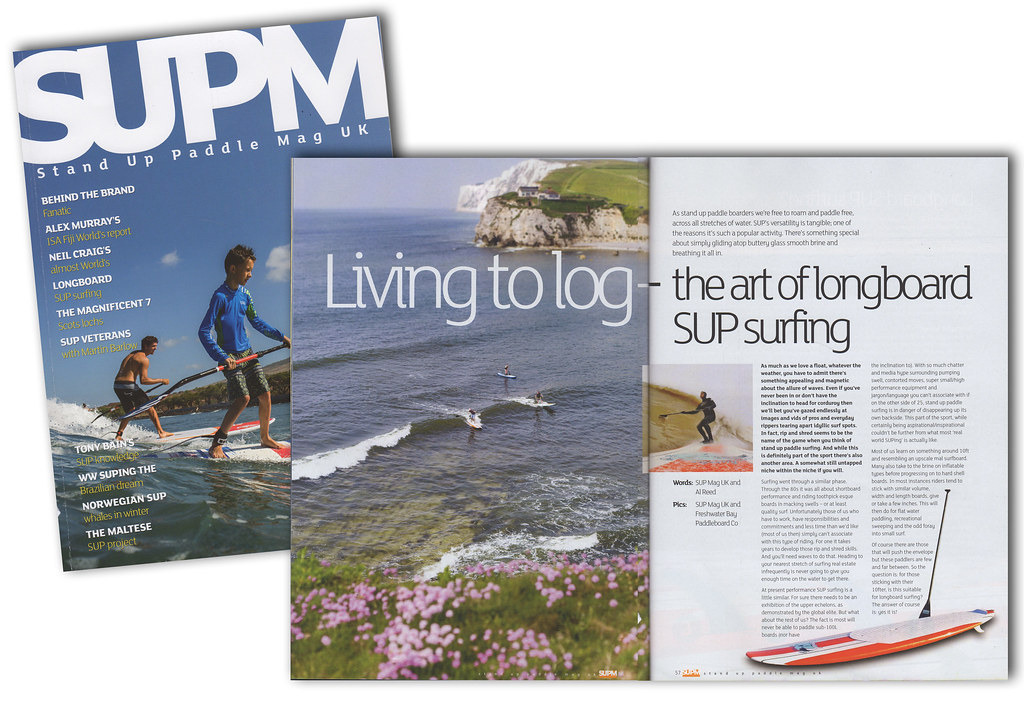 SUPM (Stand Up Paddle Mag UK) | some more photo usages found
