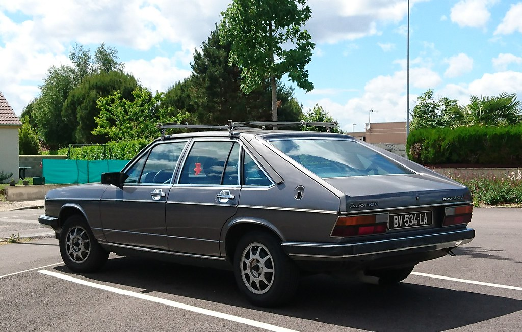 Audi 100 Avant 1980