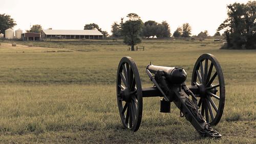 Civil War Cannon Wallpaper
