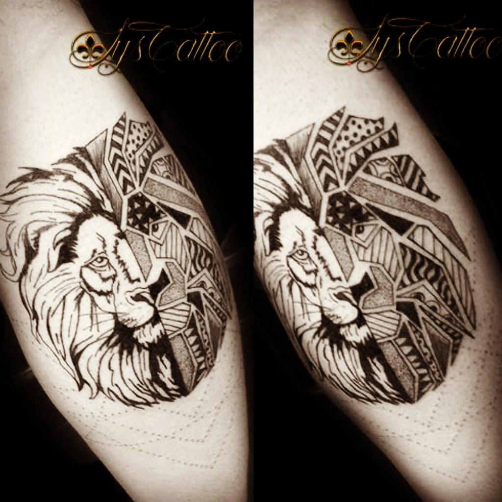 img_20170523_230109_831 | tatouage jambe, mollet homme, tato… | flickr