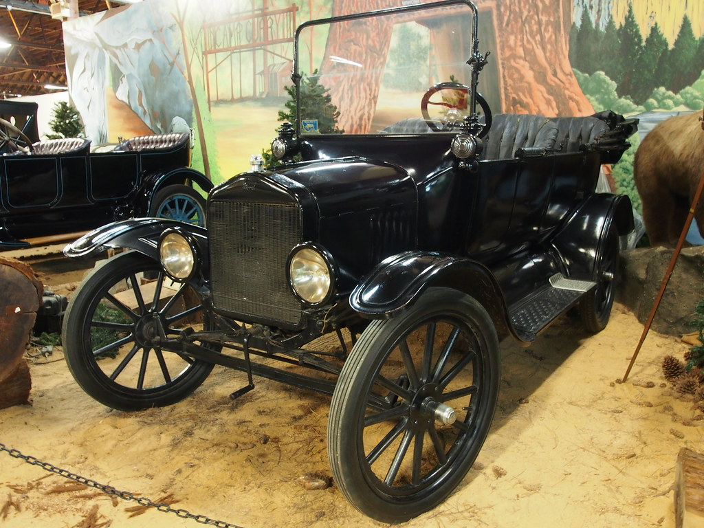 1917 Ford Model T Touring Car 1 | 1917 Ford Model T Touring
