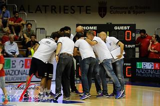 G1 semifinali: Alma Trieste-Kontatto Bologna 85-75 | by Elsitodesandro.it Photogallery