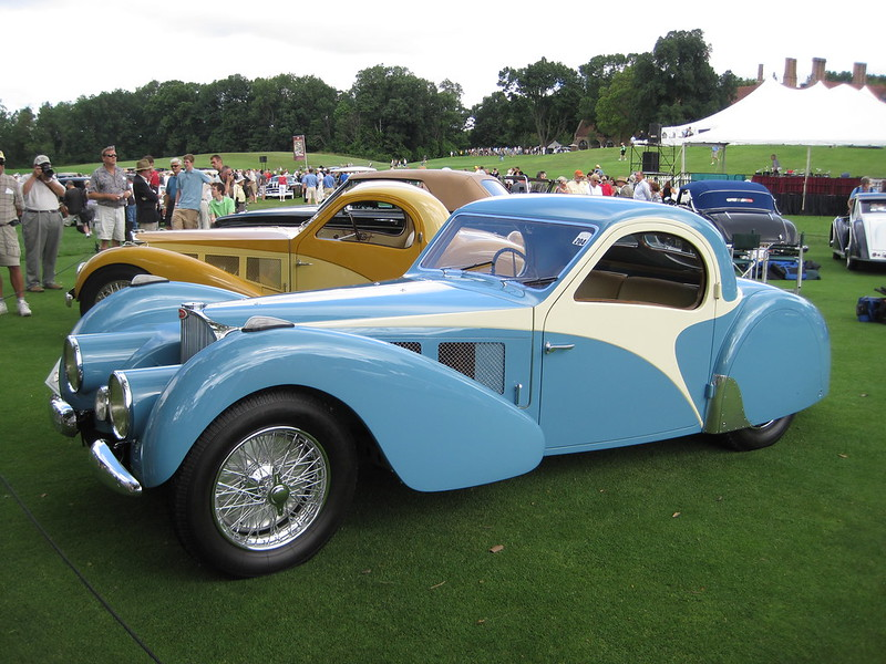 2010 Concours d'Elegance of America at Meadow Brook