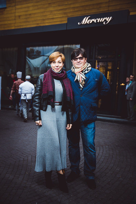 Марианна Максимовская и Василий Борисов